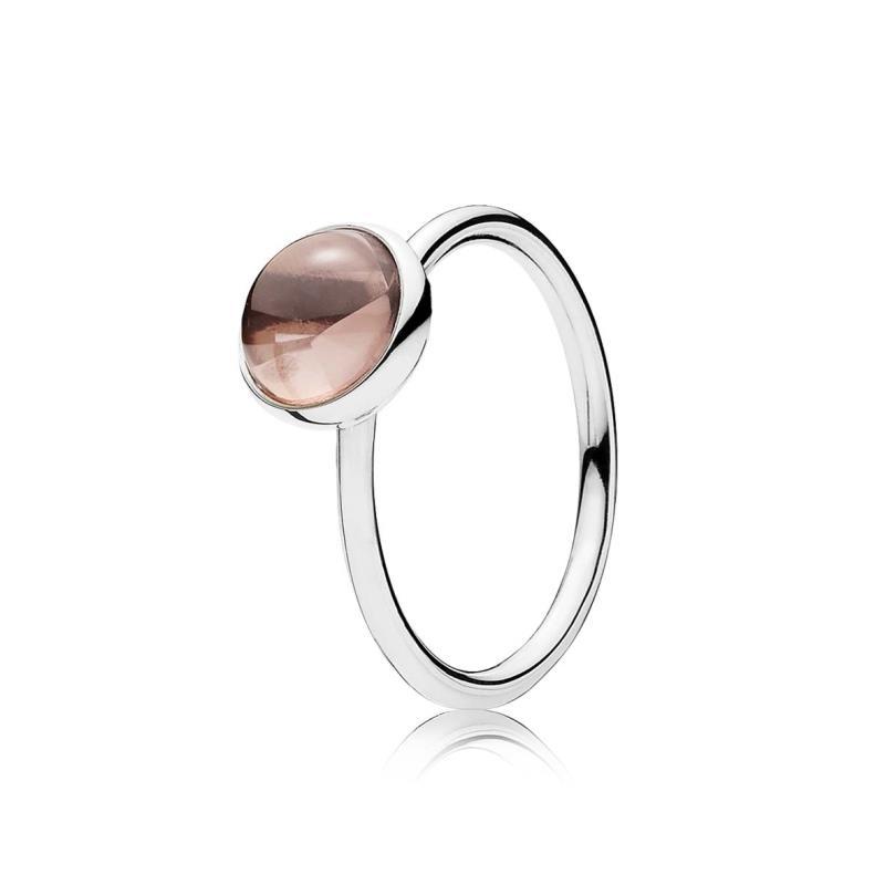 anillo pandora gota de diciembre