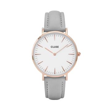 Reloj Cluse gris  CL18015 para mujer