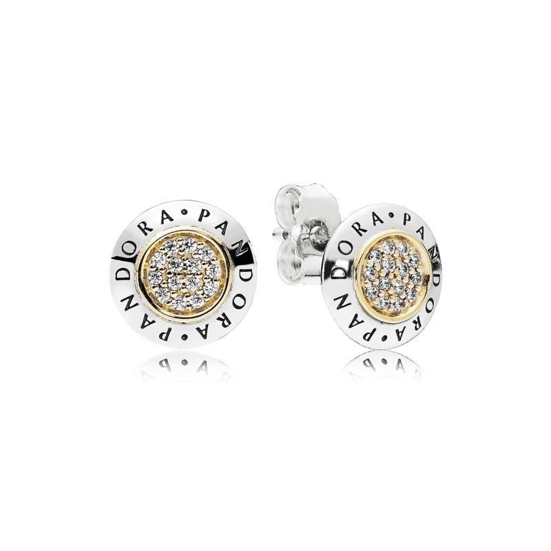 pendientes y anillo pandora