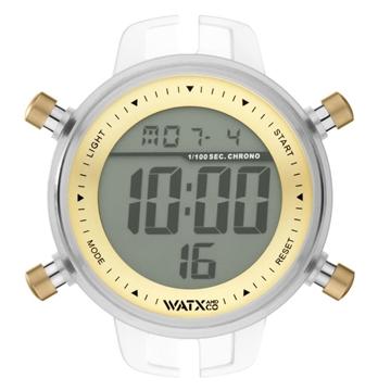 Reloj WATX&CO original dorado RWA1008