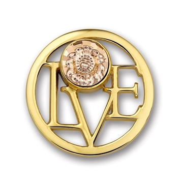 Moneda Love SW-LV-39-L