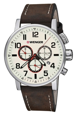 Foto de WE Attitude Chrono white/brown
