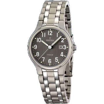 Reloj FESTINA F16461/2 titanio