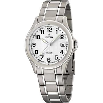 Reloj FESTINA F16458/1 classic blanco