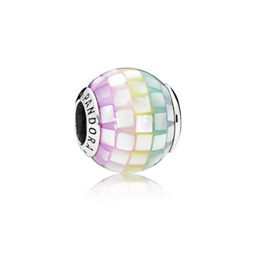 Charm PANDORA 797183MPR mosaico multicolor