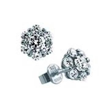 Pendientes DIAMONFIRE flor 6216711582