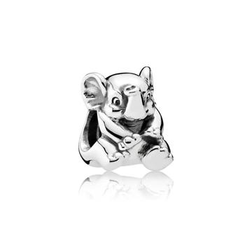 Charm de plata de ley de la marca PANDORA disponible para comprar on line