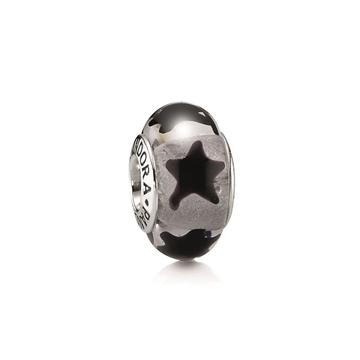 Foto de Charm Murano Estrellas Negras