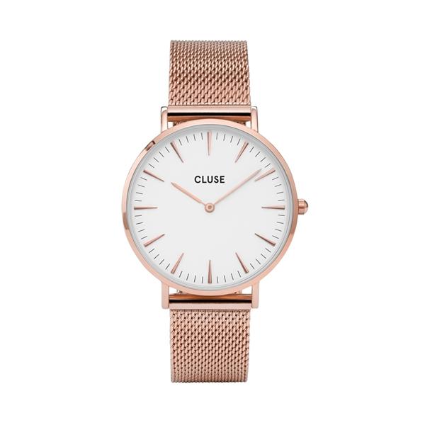 Reloj CLUSE CL18112 malla rose