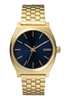 Foto de Time Teller All Light Gold/Cobalt
