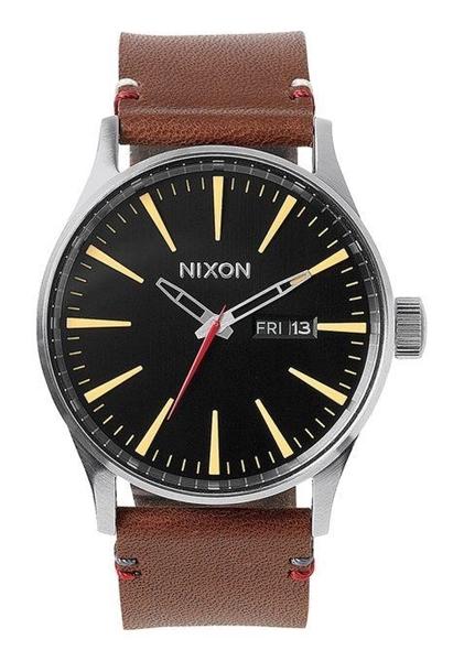 Reloj NIXON piel marron A105019