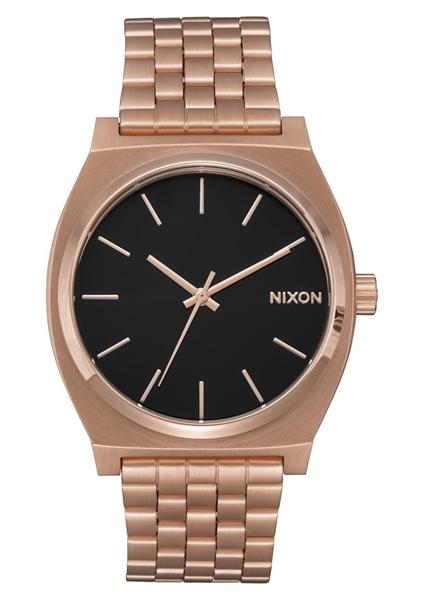 Reloj Nixon Rosé y Negro