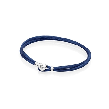 Foto de Pulsera moments cordon azul