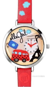 Foto de Reloj Elle Girl París