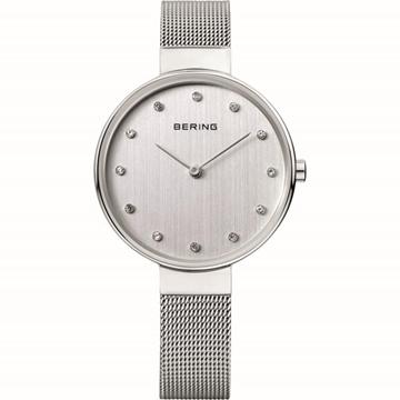 Reloj BERING malla fina plata 12034-000