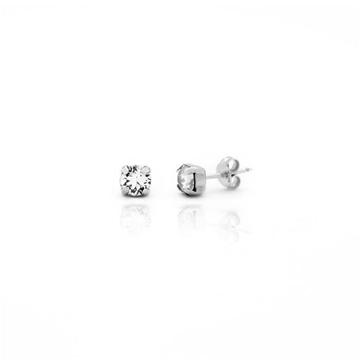 Pendientes mini bridal crystal Swarovski