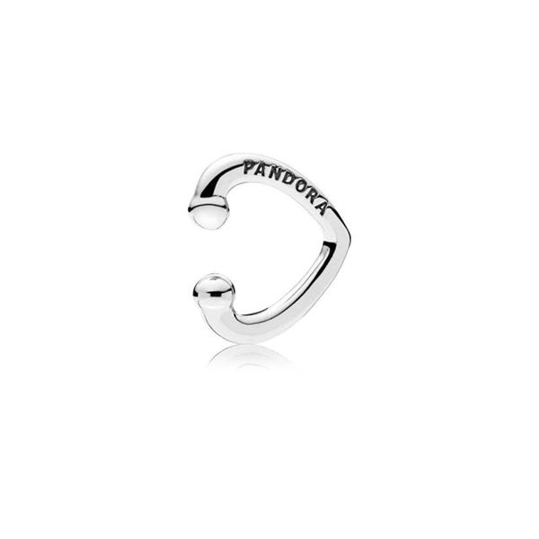 Pendiente PANDORA ear cuff abierto 297214