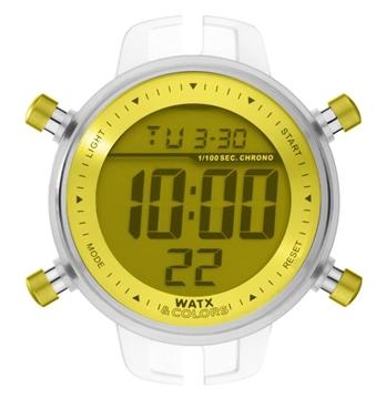 Foto de M reloj WATX  digital amarillo
