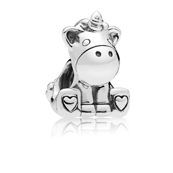 Charm PANDORA 797609 bruno el unicornio