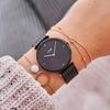 Foto de Reloj CLUSE triomphe malla negro negro