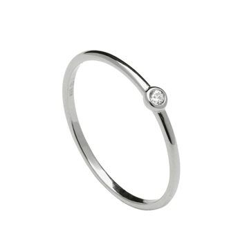 Anillo PDPAOLA classic silver AN02-029