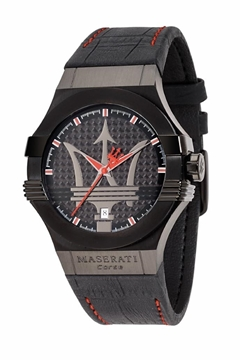 Foto de Reloj MASERATI potenza black and red