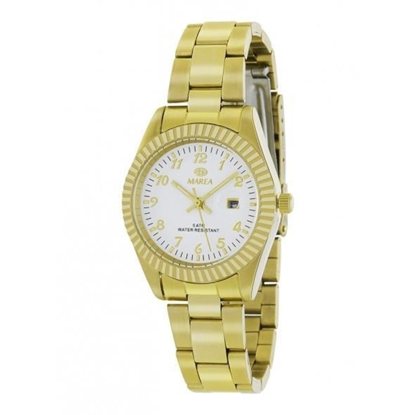 Reloj MAREA dorado oferta