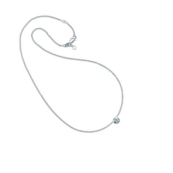 Collar DIAMONFIRE circonita y plata 1310081098