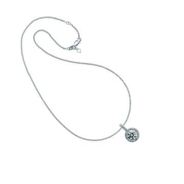 Colgante DIAMONFIRE roseton plata 1311711682