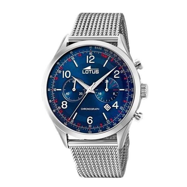 Reloj LOTUS 18555/3 para hombre multifuncion malla