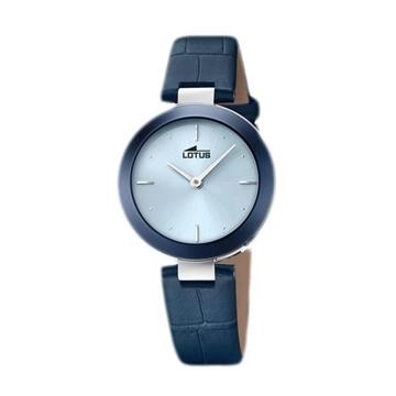 Reloj LOTUS para mujer 18486/1 con correa de piel