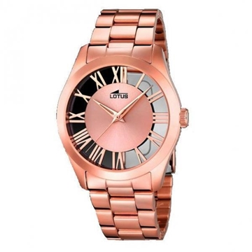 Foto de Reloj LOTUS para mujer trendy rose