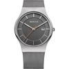 Reloj BERING classic gris unisex 11938-007
