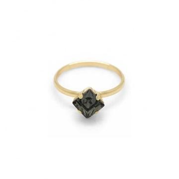 Foto de Anillo VC diamond dorado