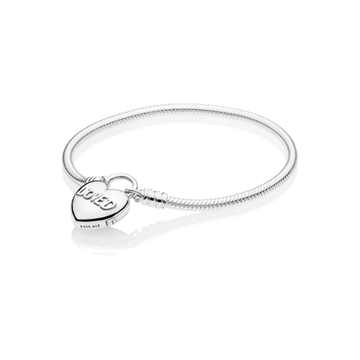 Pulsera PANDORA moments corazon amado 597806