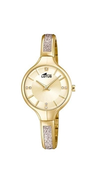 Foto de Reloj LOTUS bliss gold