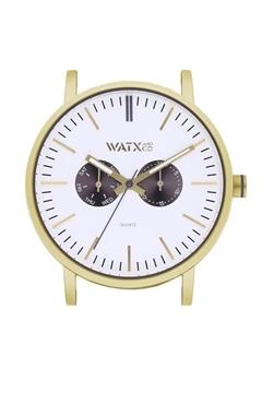 Reloj combinable watx desire silver