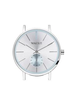 Reloj personalizable azul watx
