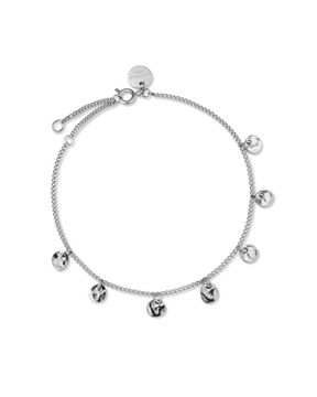Foto de Rj multi liquid charms bracelet silver