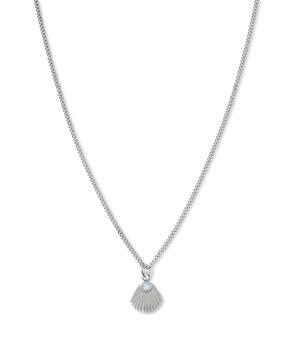 Foto de RJ sunray pendant necklace with swarovski c