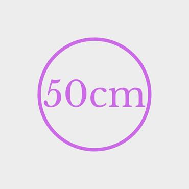Cuadro para la categoría 50 cm